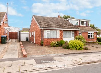 Thumbnail 2 bed semi-detached bungalow for sale in Hexworthy Avenue, Styvechale, Coventry