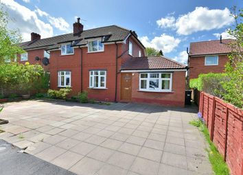 Thumbnail 3 bedroom end terrace house for sale in Dialstone Lane, Mile End, Stockport, Cheshire