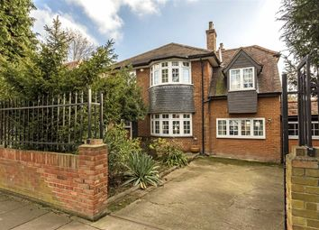 Thumbnail 4 bed detached house for sale in Perryn Road, London