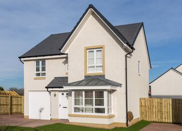 "Thumbnail 4 bed detached house for sale in ""Dunvegan"" at Bothwell Road, Uddingston, Glasgow"