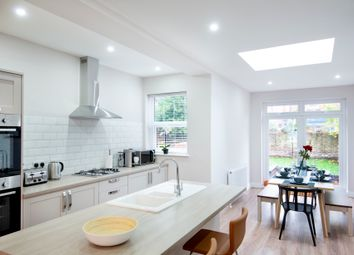 Thumbnail 4 bed terraced house to rent in Harold, Southsea