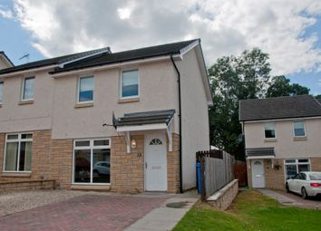 Thumbnail 2 bed semi-detached house for sale in Benbuck View, Coalsnaughton, Tillicoultry