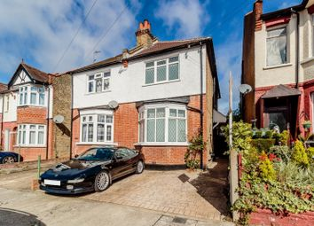 Thumbnail 4 bed semi-detached house for sale in Kings Avenue, New Malden