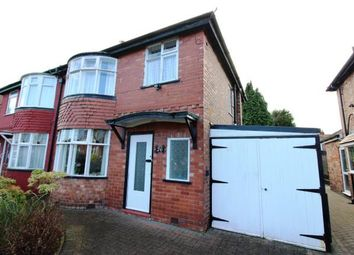 Thumbnail 3 bed semi-detached house for sale in Palmer Avenue, Cheadle, Greater Manchester