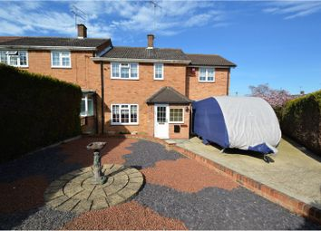 Thumbnail 3 bed end terrace house for sale in Ardleigh Gardens, Brentwood