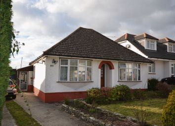Thumbnail 2 bed detached bungalow to rent in Upton Crescent, Nursling, Southampton