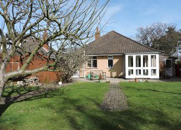 Thumbnail 3 bed bungalow to rent in Bredfield Road, Woodbridge
