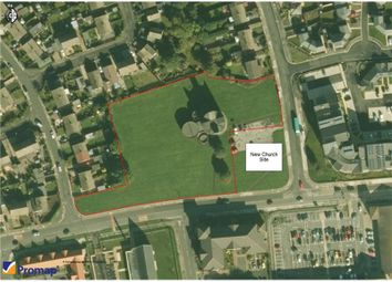 Thumbnail Land for sale in St Hilda's, Mersey Road, Redcar, Red & Cleveland, England