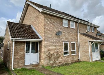 Thumbnail 2 bed semi-detached house to rent in Rushburn, Wooburn Green, High Wycombe