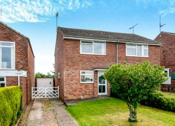 Thumbnail 3 bed semi-detached house for sale in Foxglove Avenue, Needham Market, Ipswich