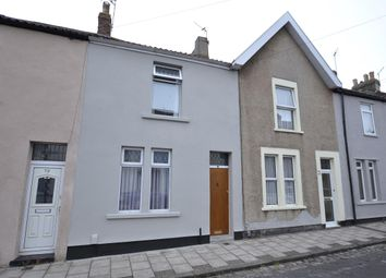 Thumbnail 2 bed terraced house for sale in Bradley Crescent, Bristol