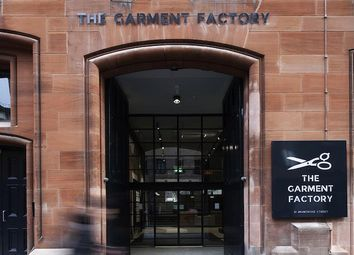 Thumbnail Office to let in The Garment Factory, 2-10 Montrose Street, Glasgow