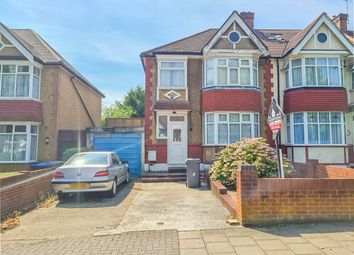 Thumbnail 3 bedroom end terrace house for sale in Harrow Road, Wembley