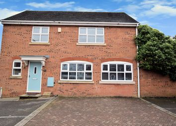 Thumbnail 3 bed detached house for sale in Ledwell, Shirley, Solihull