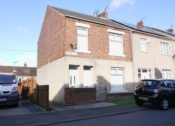 Thumbnail 2 bed flat for sale in Deanery Street, Bedlington