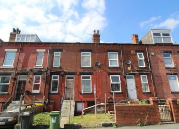 Thumbnail 2 bedroom terraced house for sale in Nowell Avenue, Leeds