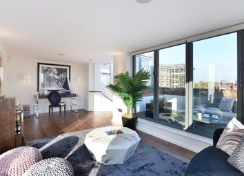 Thumbnail 3 bed duplex to rent in Young Street, London