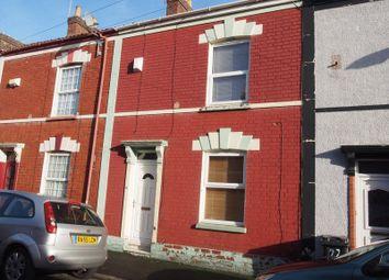 Thumbnail 2 bedroom terraced house for sale in Lancaster Street, Barton Hill, Bristol