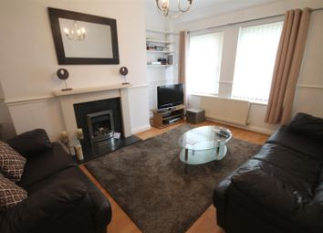 Thumbnail 2 bed flat for sale in Holystone Crescent, Heaton, Newcastle Upon Tyne
