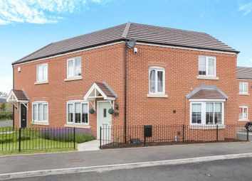 Thumbnail 3 bed semi-detached house for sale in Waltho Street, Wolverhampton