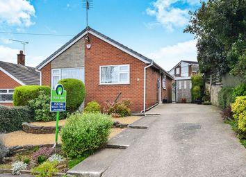 Thumbnail 2 bed bungalow for sale in Kendal Close, Kirkby-In-Ashfield, Nottingham