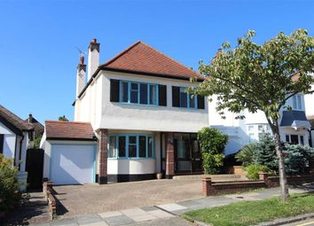 Thumbnail 3 bed detached house for sale in Leasway, Westcliff-On-Sea