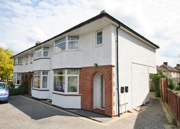 Thumbnail 2 bed flat for sale in Collinwood Road, Headington, Oxford