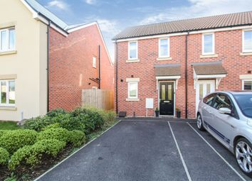 Thumbnail 2 bed end terrace house for sale in Beacon Close, Bathpool, Taunton