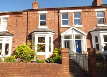 Thumbnail 3 bed terraced house for sale in Beech Grove, Whitley Bay