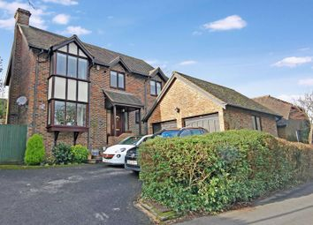 Thumbnail 4 bed detached house for sale in Normandy Way, Fordingbridge