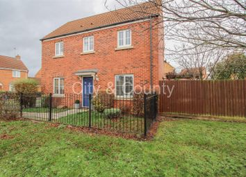 Thumbnail 3 bed semi-detached house for sale in Candy Street, Sugar Way, Peterborough