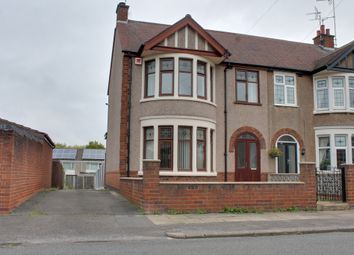 Thumbnail 3 bed end terrace house to rent in Whoberley, Coventry