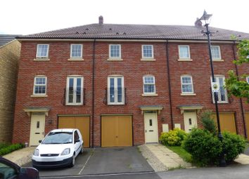 Thumbnail 4 bed town house for sale in Watt Avenue, Colsterworth, Grantham