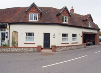Thumbnail 3 bed semi-detached house to rent in The Square, Findon, Worthing