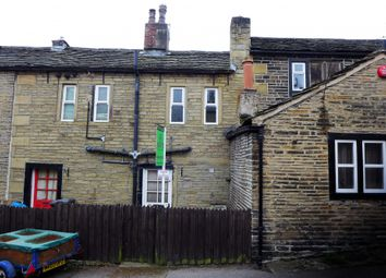Thumbnail 1 bedroom terraced house for sale in Crescent Road, Birkby