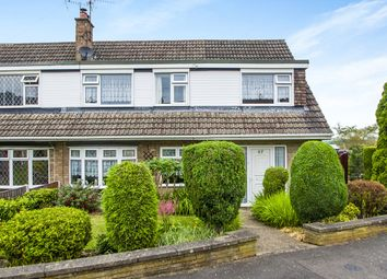 Thumbnail 4 bed semi-detached house for sale in Sunningdale Drive, Ilkeston