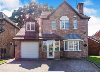 Thumbnail 4 bed detached house for sale in Maple Leaf Drive, Marston Green, Birmingham