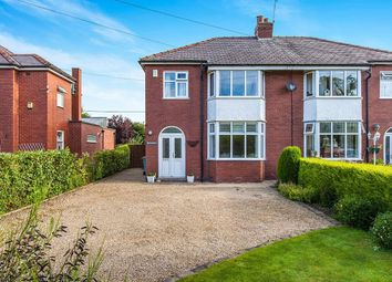 Thumbnail 3 bed semi-detached house for sale in Bloomsgrove Goosnargh Lane, Goosnargh, Preston