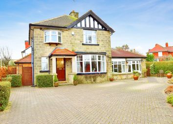 Thumbnail 5 bed detached house for sale in Otley Road, Harrogate
