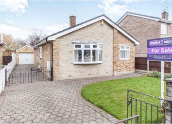 Thumbnail 2 bed bungalow for sale in Calder Road, Rotherham