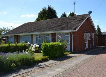 Thumbnail 2 bed semi-detached house to rent in Little Ham Lane, Monks Risborough, Princes Risborough