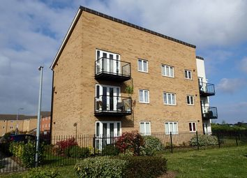 Thumbnail 2 bed flat for sale in Military Close, Southend On Sea, Essex