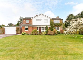 Thumbnail 4 bed detached house for sale in Seeleys Road, Beaconsfield, Buckinghamshire