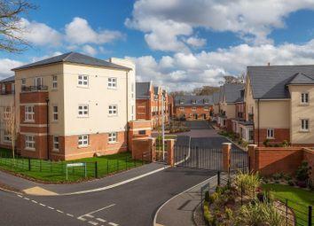 Joseph Court, Morris Close, Winnersh, Wokingham RG41. 2 bed flat for sale