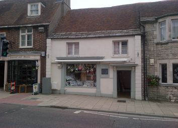 Thumbnail Retail premises for sale in 19 South Street, Wareham, Dorset