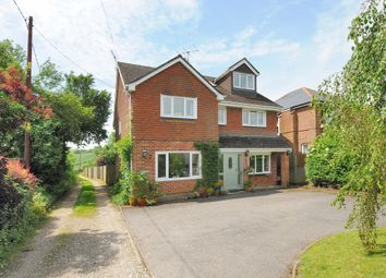 Thumbnail 6 bed detached house to rent in St. Mary Bourne, Andover