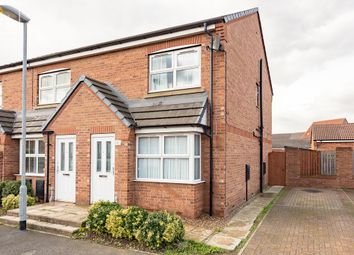 Thumbnail 2 bed property for sale in Heron Gate, Scunthorpe