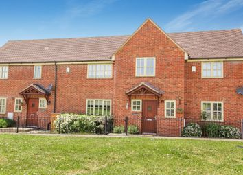 Thumbnail 4 bed end terrace house for sale in Thame Road, Stadhampton, Oxford