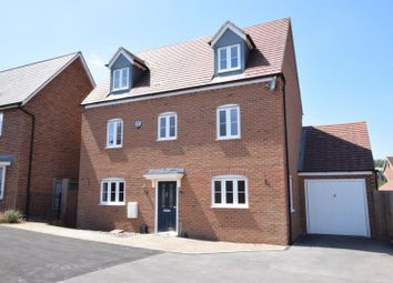 Thumbnail 5 bed detached house for sale in Corfe Road, Pitstone, Leighton Buzzard