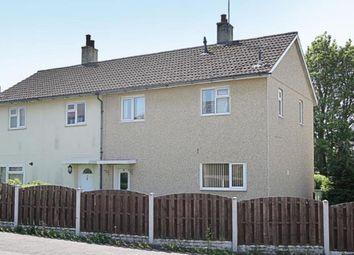 Thumbnail 3 bedroom semi-detached house for sale in Cherry Tree Drive, Killamarsh, Sheffield, Derbyshire